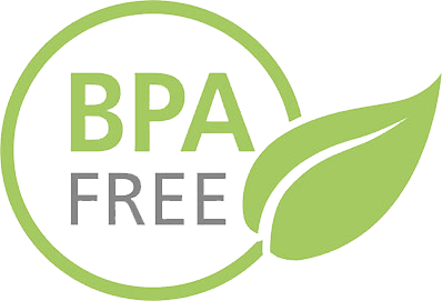 Our bottles are certified BPA free