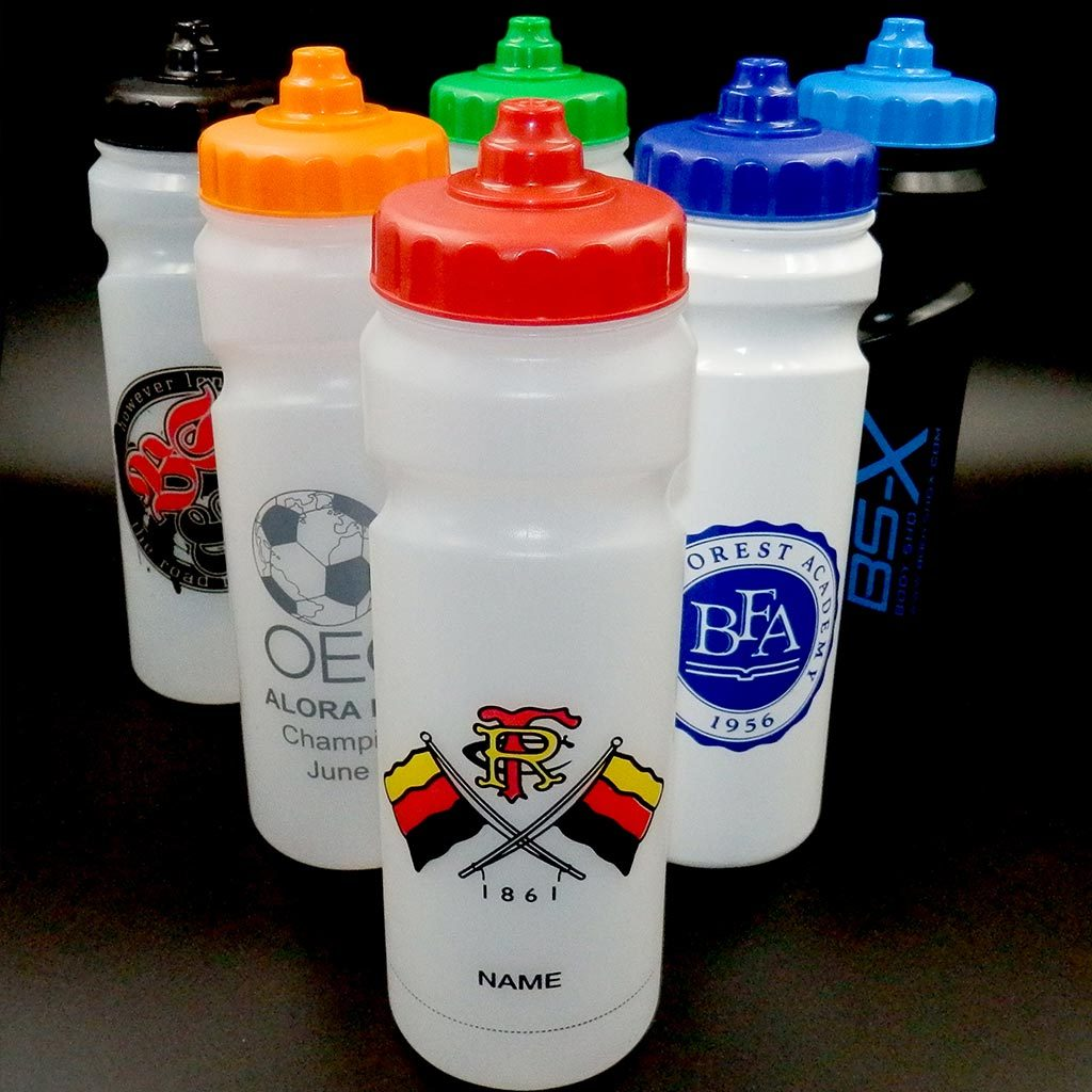 Printed Bottles Mix 1