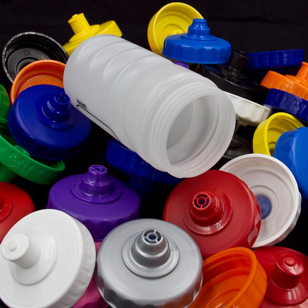 Bottle Lids Mix 4